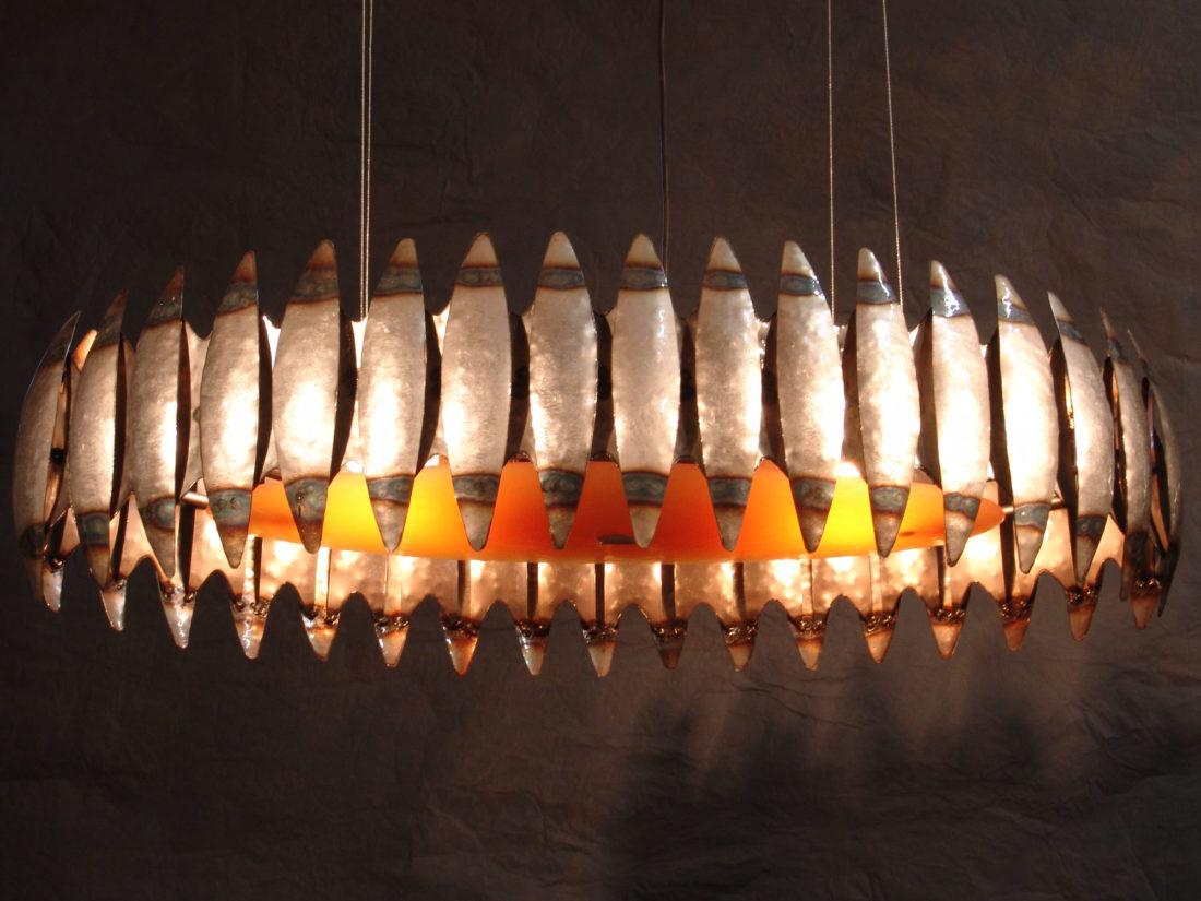 Lamp Jaws, ontwerp Jan Stigt